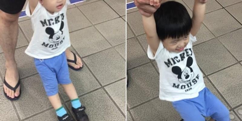 【旺財穿搭】男寶也要帥氣可愛~H&M童裝的實穿分享(未完待續)