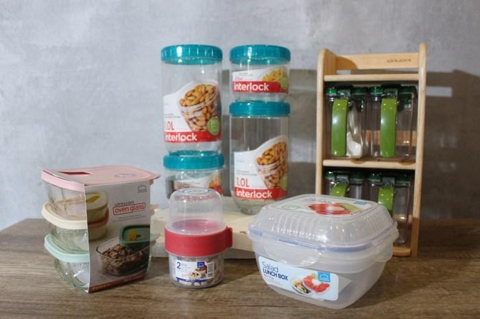 【居家收納】Lock&Lock樂扣樂扣 日常實用的早餐&廚房收納保鮮盒(即將開團)