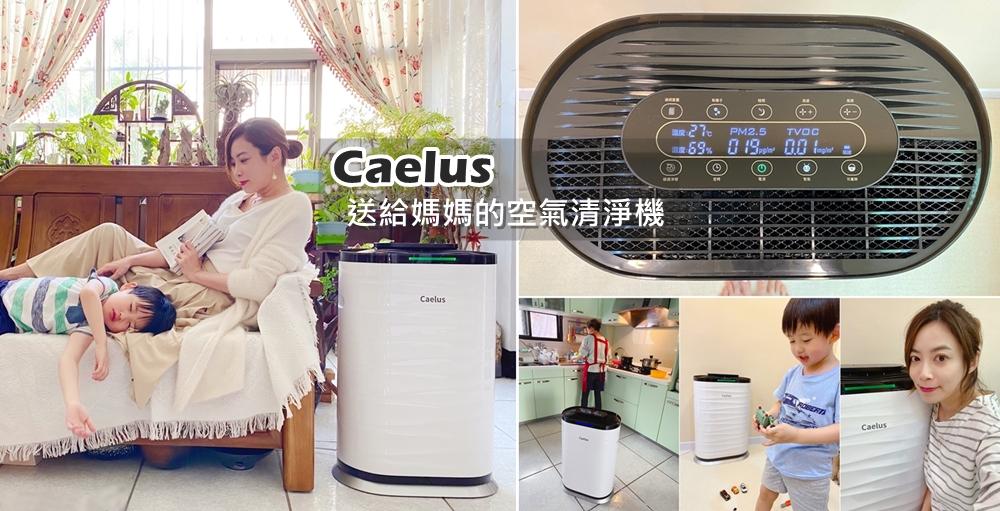 受保護的內容: 【母親節禮物】Caelus智能偵測抗菌抗敏空氣清淨機,PM2.5/TVOC偵測顯示,讓妳放心照顧家人的肺♥