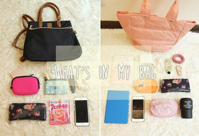 【穿搭】包包裡裝什麼? 我的新歡Macaronic Style 3Way後背包+輕量托特包(媽媽包)
