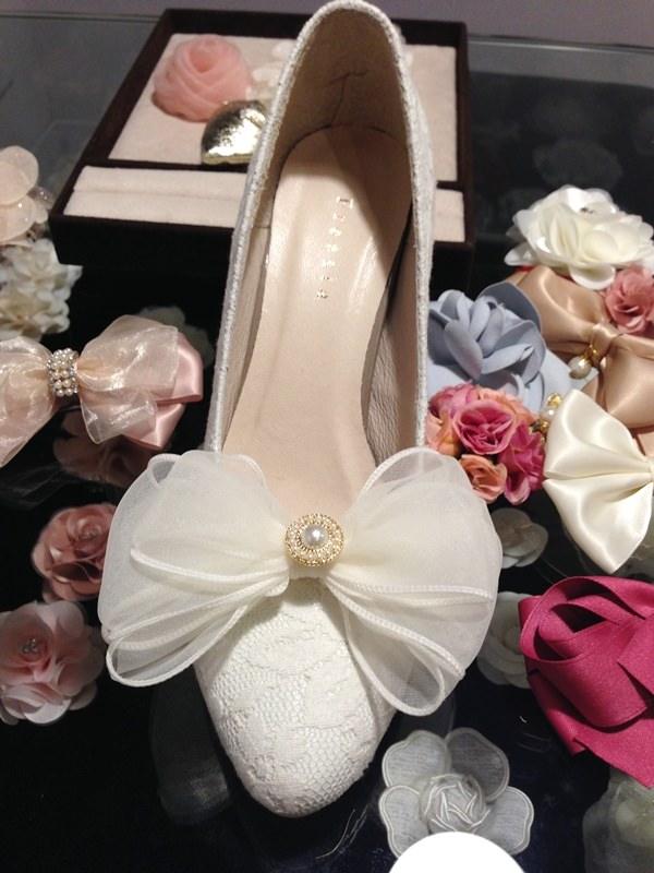 【尋找夢幻婚鞋Part1】Freesia手工訂製婚鞋試穿去~