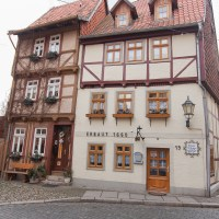 A little medieval town called Quedlinburg - part I