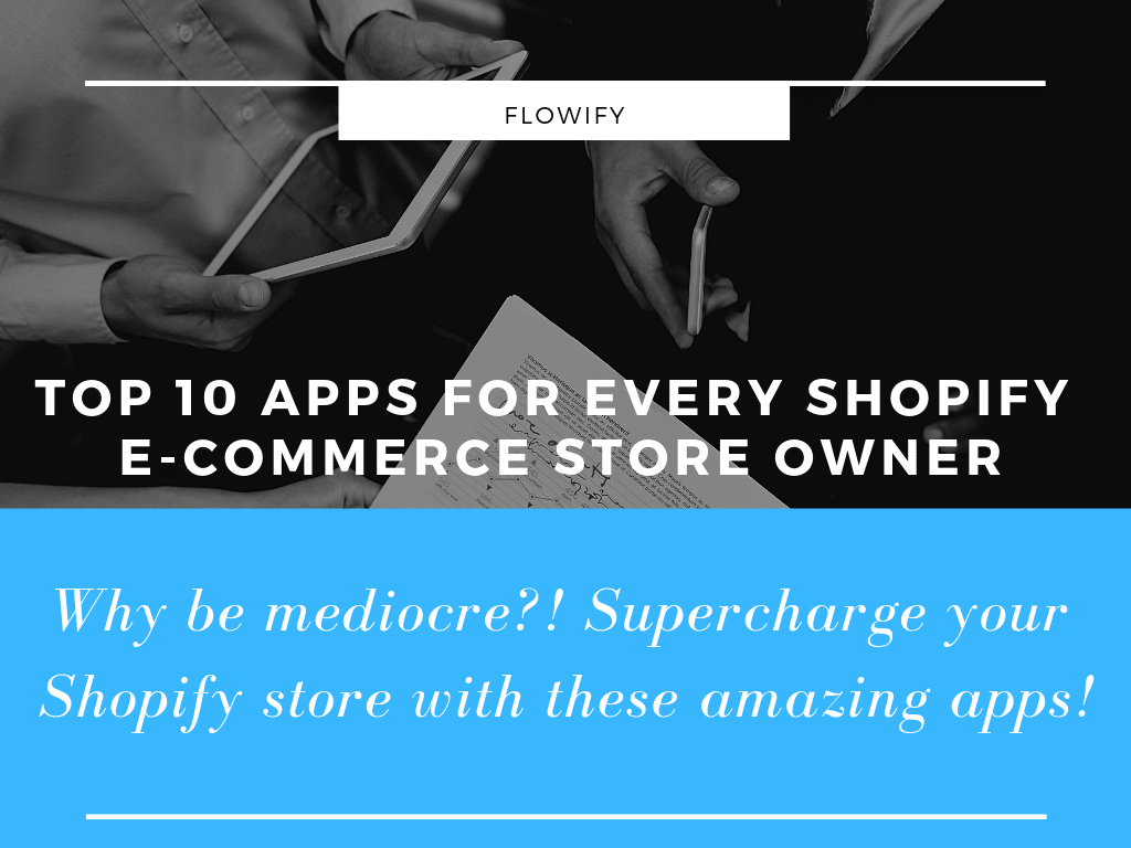 flowify shopify apps