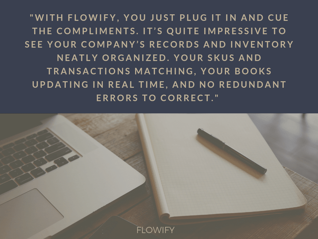 Shopify Accounting Flowify