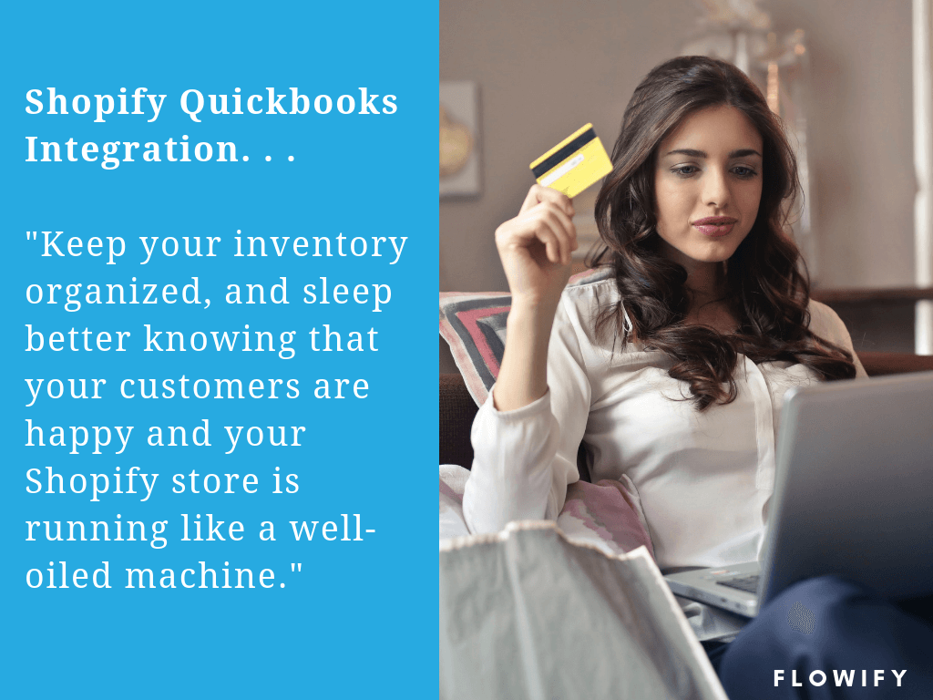 Shopify Quickbooks Inventory
