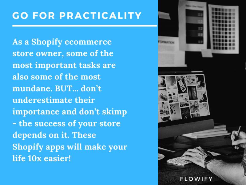 Shopify Web Apps Flowify