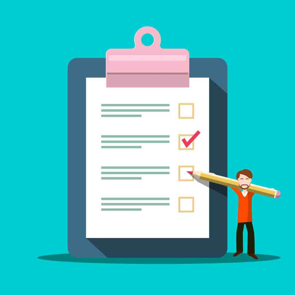 Monthly checklist shopify accounting