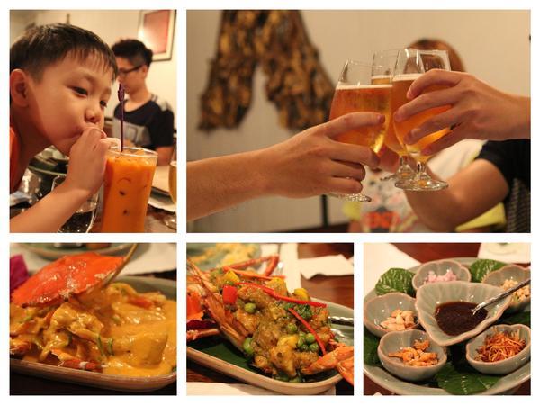 【曼谷。ASOK美食】Baan Khanitha,泰美味,道道驚喜!〖365-44〗