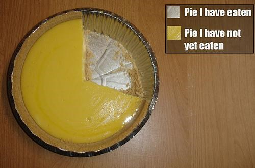 pie i have eaten and pie i have not eaten flowingdata