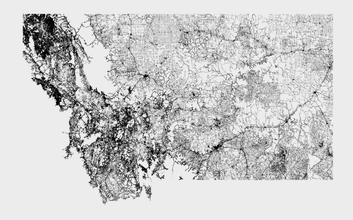 Mapping With Shapefiles in R – Getting Started | FlowingData