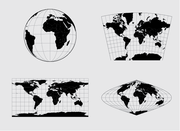 Working with Map Projections and Shapefiles in R | FlowingData on map making, map of australia, map of north america, map of central america, map sea level history, map legend, map with latitude and longitude globe, map of italy, map activities for fifth grade, map scale, map symbols, map with coordinates, map of island with contour lines, map mercator, map icon, map key, map types, map distortion, map of south america, map raster data,