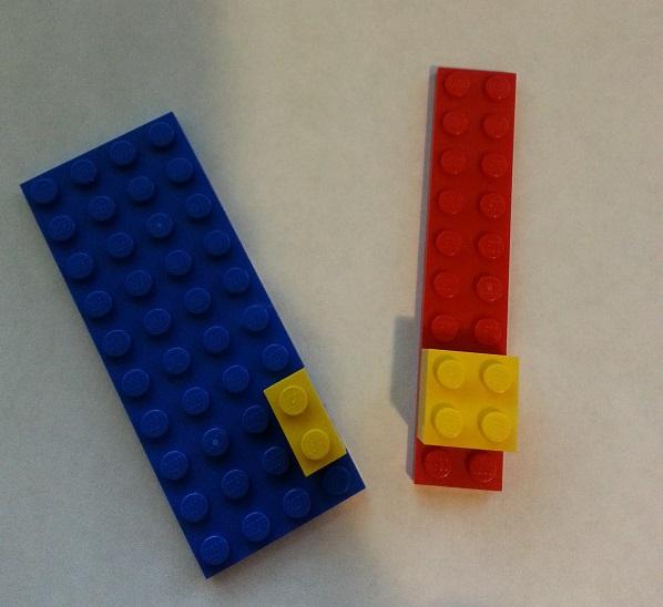 Bayes' theorem explained with LEGO bricks   FlowingData