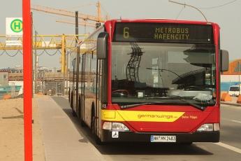 German Bus by Matthew Black via Flickr