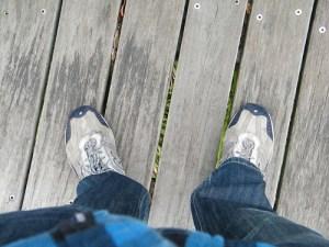 Board Walk Sneak by zayzayem via Flickr