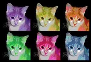 Data a la Warhol by SuziJane via Flickr