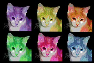 Data a la Warhol by SuziJane via Flickr