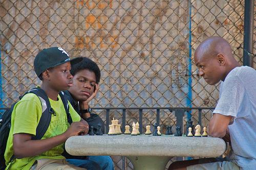 Three chess games, Jul 2009 - 19 by Ed Yourdon via Flickr