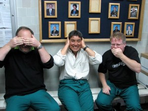 Me, Guy Kawasaki and Robert Scoble by scriptingnews via Flickr