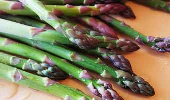 Asparagus Reduces High Blood Pressure