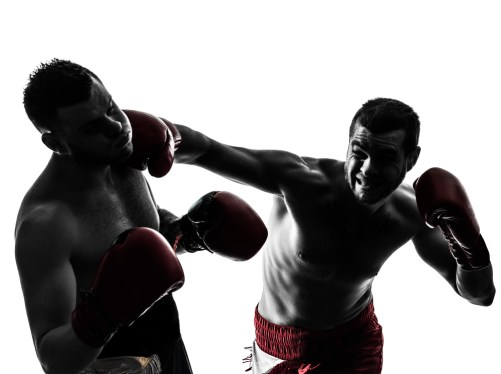boxing-silhouette