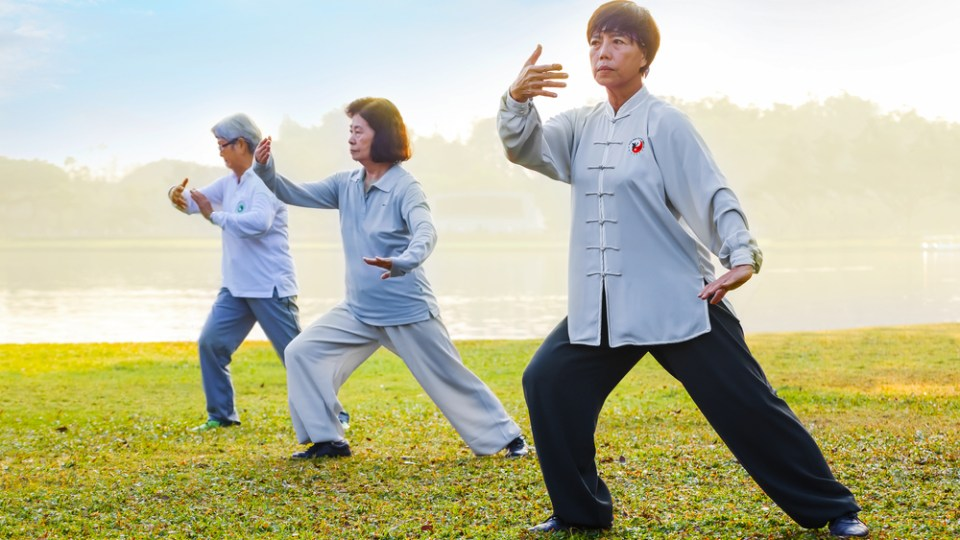 Why Tai Chi Is As Good For You As CrossFit