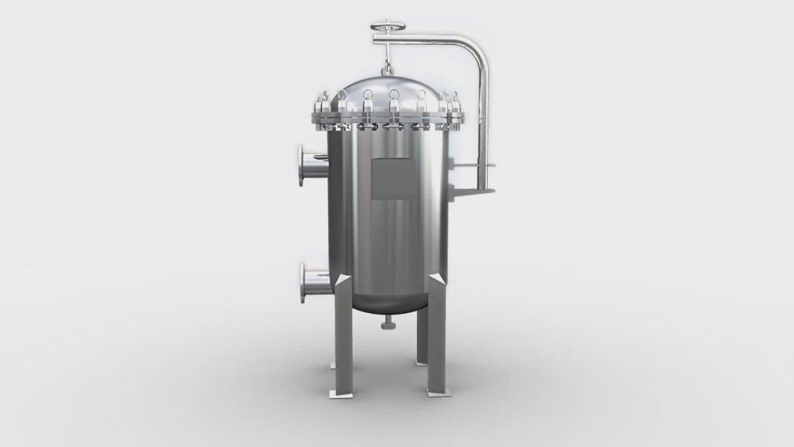 Filtro multisacco filtrante Flowise