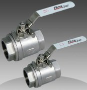 series 61 2 piece ball valves