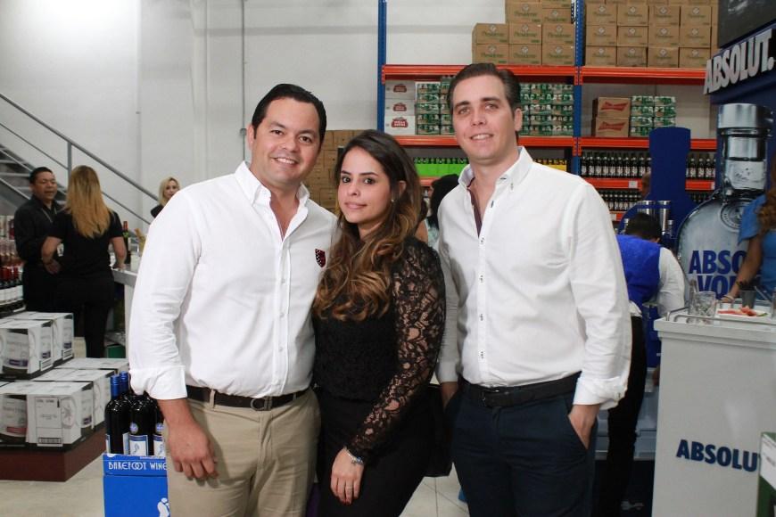 03 Darío Rodriguez, Anabel Bencosme, Federico Gonzalo