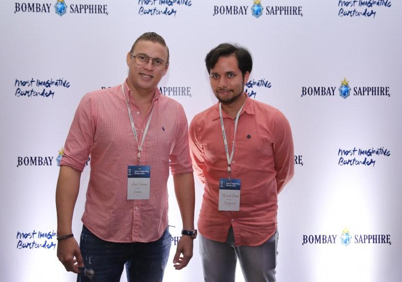 2. Joel Cabrera y Ricardo Gómez