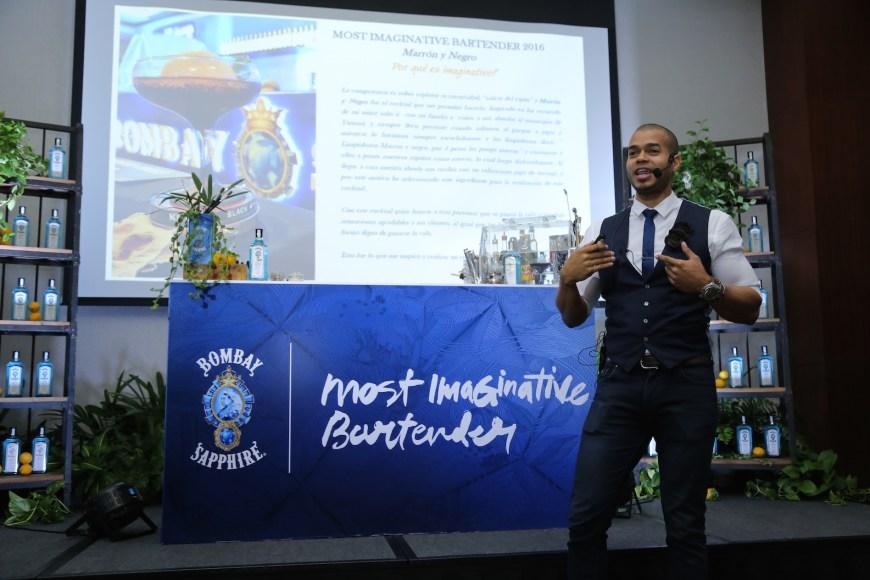 Carlos Mejía, ganador de MIB de R.D.