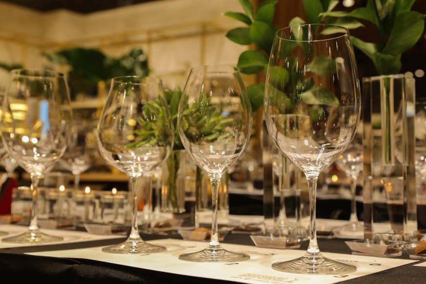 Copas Riedel Glass