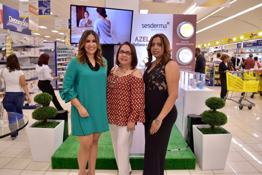 PRINCIPAL, Ambar Hernández, Zaida Brea y Yomares Díaz
