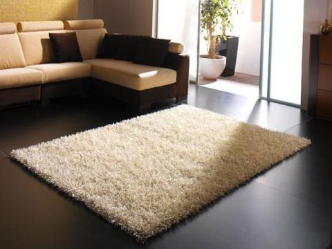 Observo variaciones de tono al mover una alfombra o mueble