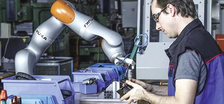 robótica colaborativa, Flow, vantagens, benefícios