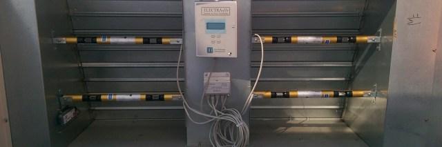 ELECTRA-flo transmitter