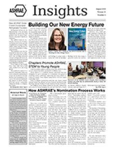 August 2018 ASHRAE Insights