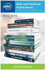 ASHRAE 2019 Publications Catalog