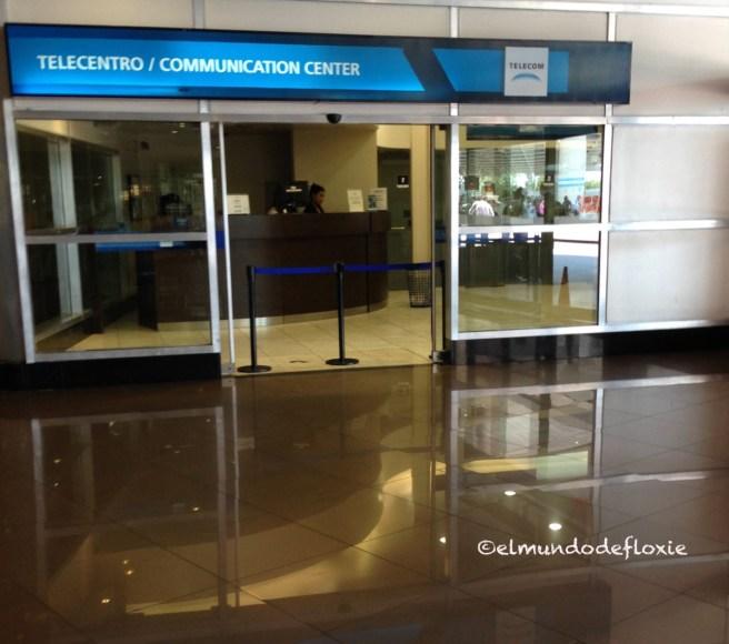 Locutorio Telecom EZE