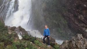 Montezuma Falls Tasmaia