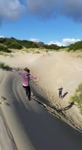 Sand Dunes Tasmania
