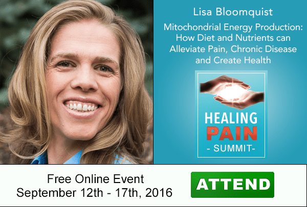 FQ Toxicity Featured in The Healing Pain Summit
