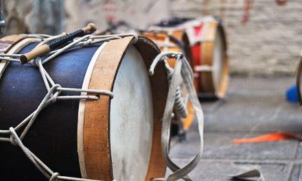 Keep Banging that Drum
