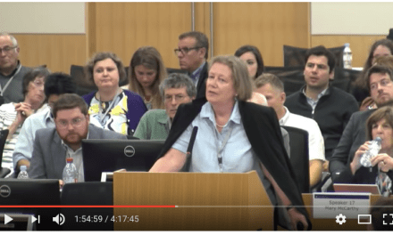 EMA Hearing on Fluoroquinolone Toxicity Part 3