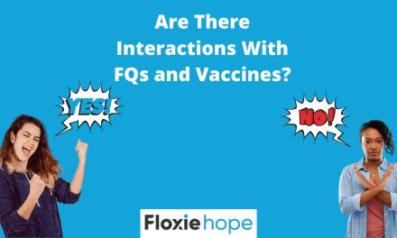 Fluoroquinolones and the covid vaccine