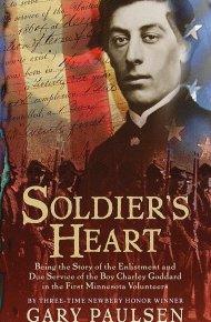 Soldier's Heart - Gary Paulsen