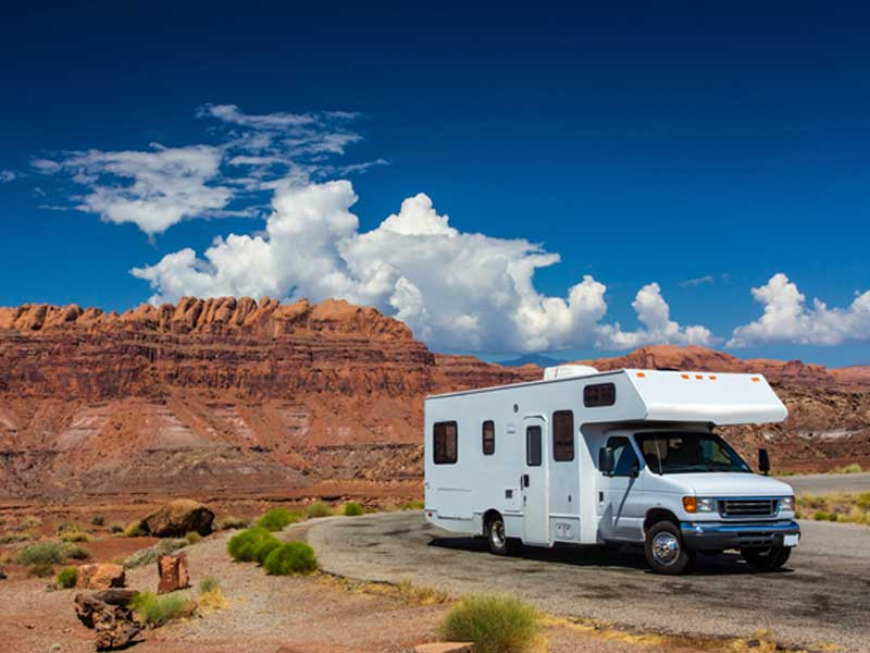 RV and camper supplies