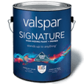 Valspar paint and primer