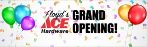 Floyd's Ace Hardware Litchfield Park Grand Opening