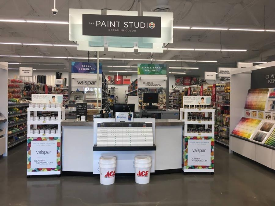 Litchfield Park Ace Hardware Paint Studio