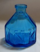Blue Inkwell